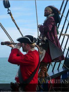 ©#armutan ©#franckdavid #pirates #Inferi #voilier