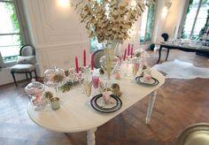 Table de fête, Maisons du Monde