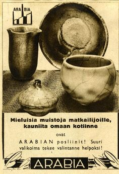 #Suomi #Finland #design #posliini #astiat #1938