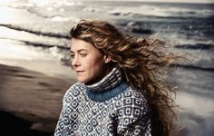 Cecilie Skog - first Norwegian woman that walked from the mainland to the North Pole unaided and unsupported. Alesund, Brave Women, Norse Vikings, Donegal, Great Hair, Dreadlocks, American, Hair Styles, North Pole