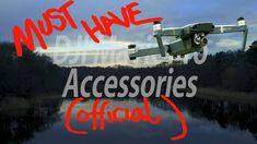 Best DJI Mavic Pro Must Have Accessories https://www.camerasdirect.com.au/dji-drones-osmo/dji-phantom-4-pro