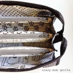 Multi bag sew together bag (with modifications)