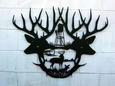 Image result for best way to cut antlers on scroll saw