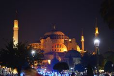 Aya Sofya ,or it is called as Haghia Sofia .Completed in 537AD .