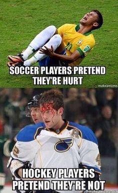 better than soccer