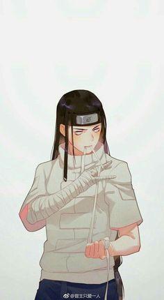 Neji this is one of the best ninja that ever existed in the Naruto universe, for sure here you will see one of the most iconic Neji Images. Naruto Uzumaki Shippuden, Naruto Kakashi, Anime Naruto, Wallpaper Naruto Shippuden, Naruto Cute, Anime Guys, Shikamaru, Otaku Anime, Manga Anime