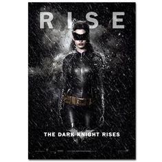 BATMAN THE DARK KNIGHT RISES Catwoman Rise | Gimme Fountain