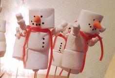 sneeuwpop marshmellow