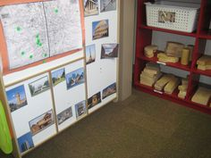 "Maps & photos of buildings in the construction area ("",)"