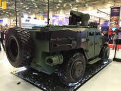 FNSS PARS 4X4 armored combat vehicle apc with remote control 7,62 turret