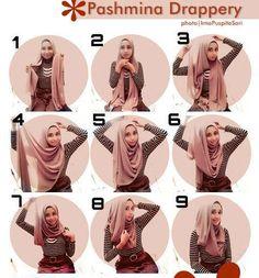 cantik krn hijab