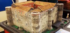 Castello Ursino - Modellino