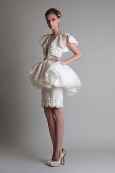 Krikor Jabotian Fall/Winter 2013 Bridal Collection