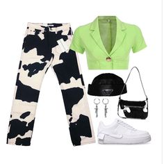 not your typical pants Kpop Fashion Outfits, Edgy Outfits, Retro Outfits, Mode Outfits, Classy Outfits, Girl Outfits, Streetwear Mode, Streetwear Fashion, Polyvore Outfits