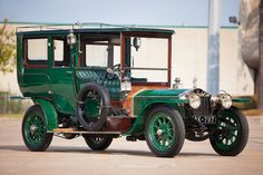 1907 Rolls-Royce HP Silver Ghost Limousine By Rippon Bros. Vintage Cars, Antique Cars, Vintage Auto, Retro Cars, Rolls Royce Motor Cars, Veteran Car, Classic Mercedes, Chevrolet Bel Air, Expensive Cars