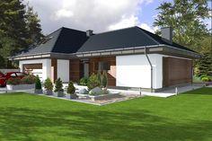Projekty domów ABCentrum-DOM / Projekt DZ-3-160-PP
