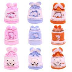 ベビー帽子子供冬帽子新生児cap熱い販売スーパーソフトカシミヤボンネットヘッドギア用男の子と女の子の赤ちゃんビーニー送料無料