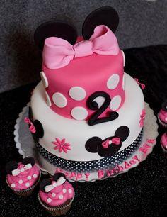 Minnie Mouse Birthday!