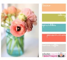 baby @Kristin Bird-Norman I like this color scheme...for shower or nursery, what do you think?