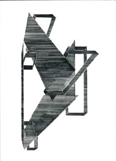 Kristin Arestav    160 notes  Tags: drawing  paper  pencil  perspective  submission
