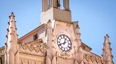 Grande horloge à Agrigente