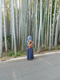 Bamboo grove in toyokawa-shi :)