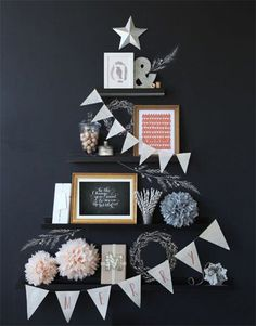 Creative Christmas Tree Designs #christmas #creative #unusual #creativechristmas #christmastree #christmastreedecor #creativechristmastree #christmastreedesigns