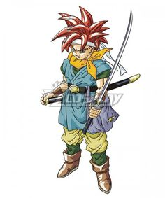 Chrono Trigger, Cosplay Wigs, Cosplay Costumes, Cosplay Ideas, Chrono Cross, Illustration Art, The Incredibles, Fictional Characters, True Legend