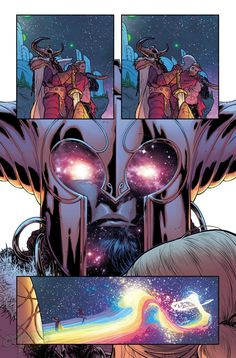 Thor #6 - Art by Russell Dauterman