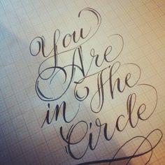 youareinthecircle...