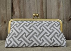 Chic casual clutch