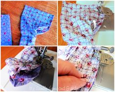 An Easy Way To Make A Fabric Hair Bun Maker - My Humble Home and Garden Sewing Basics, Sewing Hacks, Sewing Tips, Diy Hair Bun Maker, Elegant Bun, Little Girl Photos, Sewing Headbands, Wire Headband, Handmade Hair Accessories