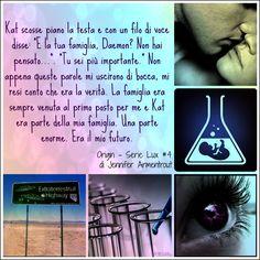 Origin - Jennifer L. Armentrout (collage)