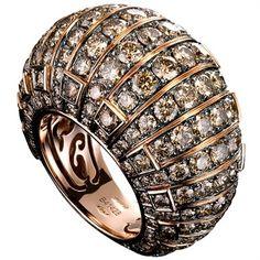 de Grisogono 'Mosaica' ring