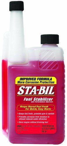 Sta-bil 22214 Fuel Stabilizer - 32 Fl Oz...