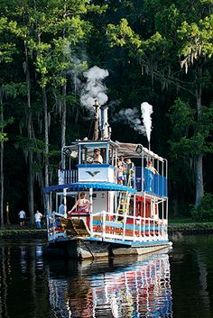Everyone should experience the primordial mystery of Caddo Lake State Park. With its ghostly, century-old cypress trees draped with gray-green Spanish moss, cozy cabins built in the 1930s, and a history that encompasses pearl hunting and steamboating, a Caddo getaway works efficiently to re-set your perspective. Stay at the park, or find lodging and dining in the nearby towns of Uncertain, Marshall, and Jefferson.  (Photo by J. Griffis Smith)