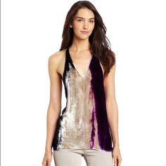CHASOR velvet Tie Dye racer back tank. 80% rayon 20% silk. super soft, beautiful rich colors, flattering fit. Chasor Tops Tank Tops