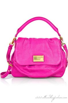 My purse in pink!!! I may need to upgrade to pink!