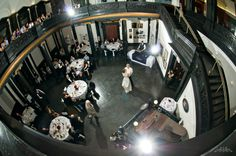 Inside The Erie County Buffalo Historical Society Museum Lauren White Wedding