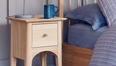 Blythe Compact Bedside Table - Great Design at a Great Price - Collections