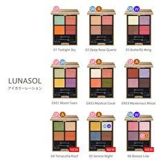 Japanese Makeup, Color Theory, Hair Makeup, Eyeshadow, Make Up, Skin Care, Cosmetics, Blog, Instagram