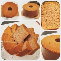 Baking Mom: Mocha Chiffon Cake