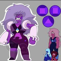 Steven Universe Fan Fusions, Pink Diamond Steven Universe, Steven Universe Funny, Best Fan, Off Colour, Spirit Animal, Amazing Art, Instagram, Fan Art