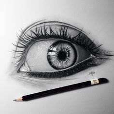 Amazing Learn To Draw Eyes Ideas. Astounding Learn To Draw Eyes Ideas. Pencil Art Drawings, Art Drawings Sketches, Cool Drawings, Eye Drawings, Colorful Drawings, Art Illustrations, Arte Do Hip Hop, Art Du Croquis, Academic Drawing