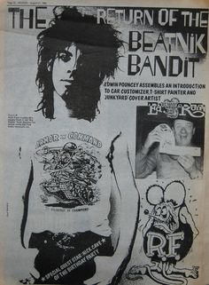 nick cave & the beatnik bandit