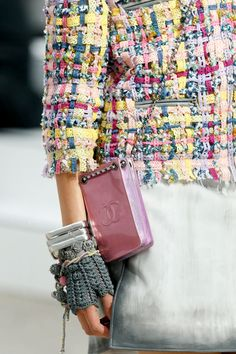 Chanel   Spring 2014 Ready-to-Wear Collection   Style.com