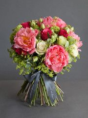 The Summer Peony Bouquet, Wild at Heart