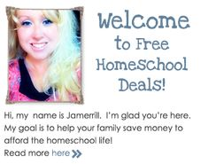 Free eBook: Everything You Want To Know About Homeschooling | Free Homeschool Deals ©