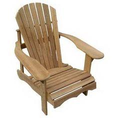 outdoor merry products kids adirondack chair kit - adc0292200000, Garten ideen