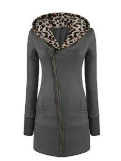 Women's Shoes, Dress Shoes, High Heels, Women's Boots, Evening Shoes | Stylishplus.com- I need this long coat!!